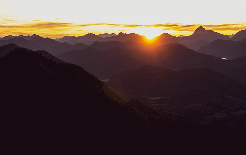 Sunrise-jochberg